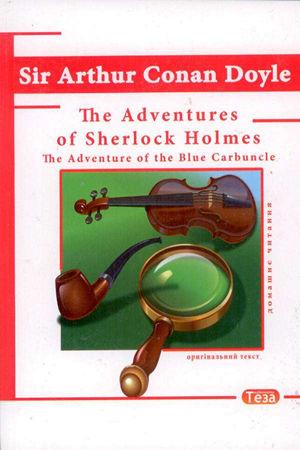 The Adventures of Sherlock Holmes (Пригоди Шерлока Хомса.Голубой карбункул)