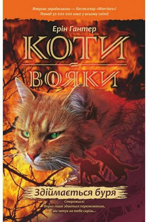 Коти-вояки. Здіймається буря